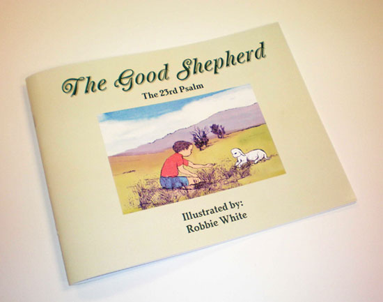 Childrens Book: The Good Sheperd