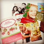 Holiday cards we printed