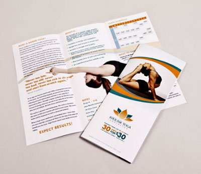 Tips to creating an effective brochure