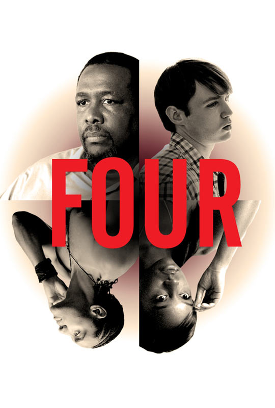 Poster for Four
