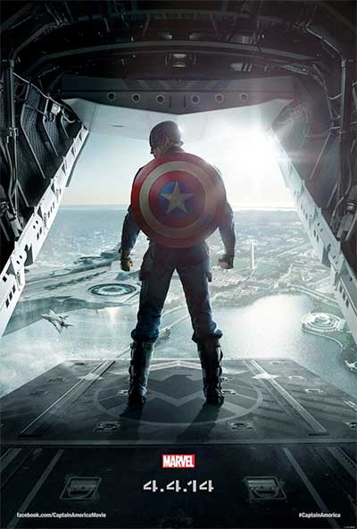 Captain American Winter Soldier Poster