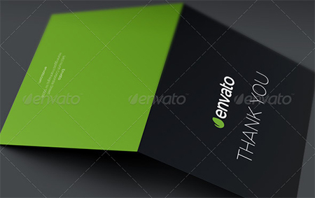 Design Ideas For Business Thank You Cards Printkeg Blog