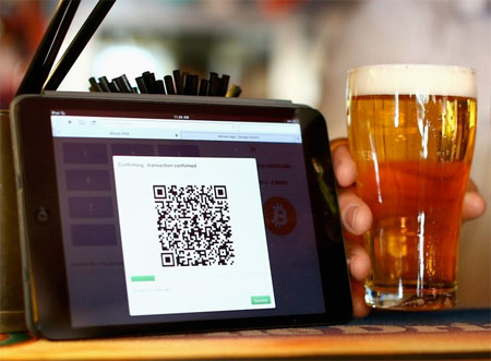 Pay using Paypal using QR Codes