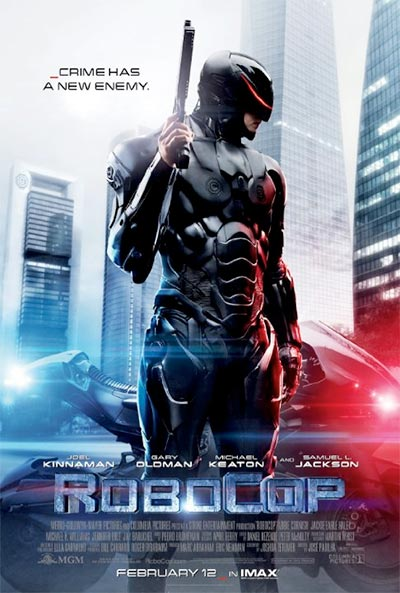 Robocop movie poster