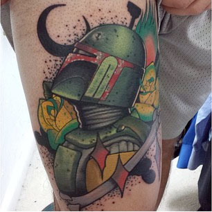 Tattoo artist- rogueleadertattoo