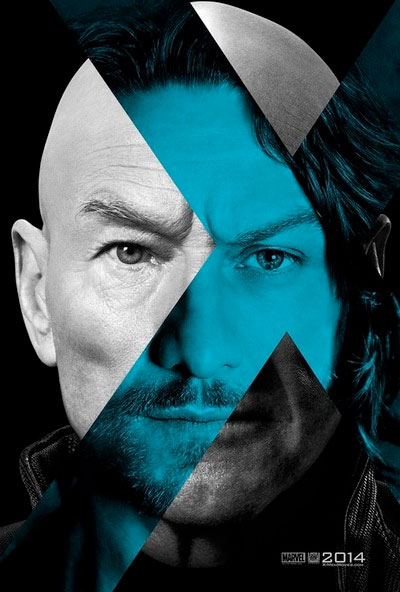 Xmen: Days of Future Past Movie Poster