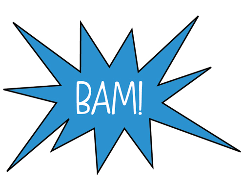 Since It Does Not Scream Comic Book Would Even Make A Good Font For Company Logo BAM Download