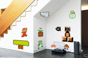 7 Examples of Super Duper Mario Bros Decals