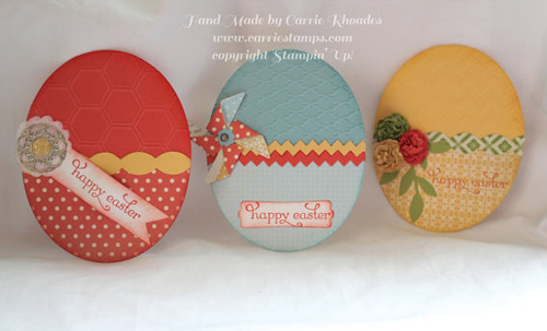 Easter Egg Card by CardsByCarrie