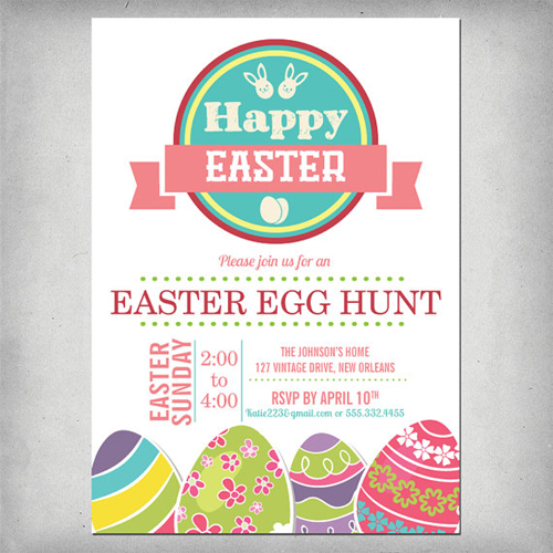 ZoeMarieStudio Easter Card Printable