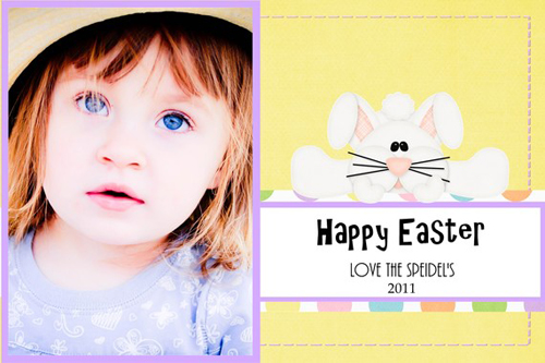 aboville Easter Card