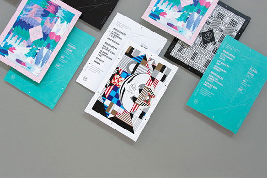 Contemporary Flyer Designs