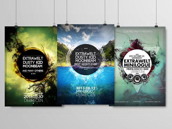 21 Beautifully Printed Flyer Designs - PrintKEG Blog