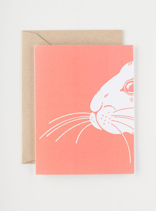 Easter Card by seahorsebendpress