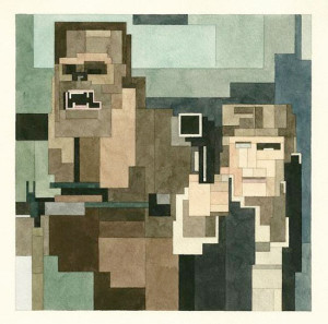 May The Fourth Be With These 8-Bit Star Wars Prints