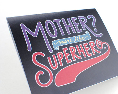 Fun Mothers Day Card