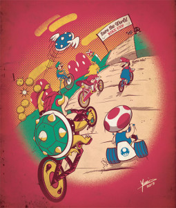 8 Mario Kart Posters That Are Winners