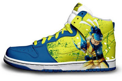 Xmen Shoes