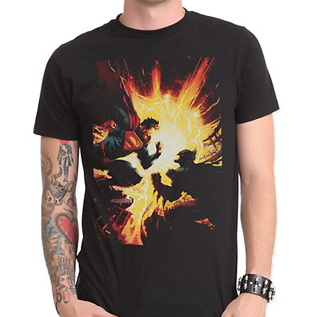 Gods Among Us T-Shirt