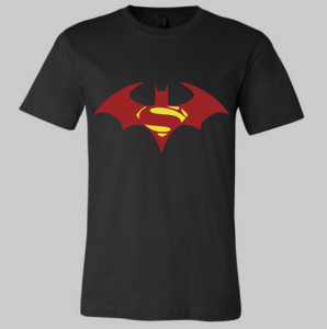 Fly High With These Superman Vs Batman T-Shirts