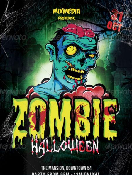 Zombie Flyer Sivandearest