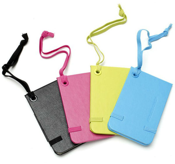 CMYK Gift Idea - Luggage Tags