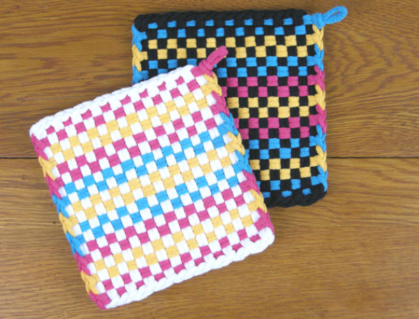CMYK Gift Idea - Pot Holders