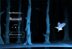 Did You Get A Weird Patronus From That Pottermore Quiz?