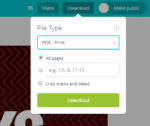 Tips for Canva When Designing Print Materials