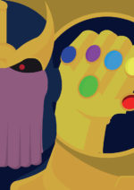 Sorry Avengers, Etsy Artists are Killing with Thanos Artwork.