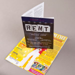 Playbill and magazine we printed