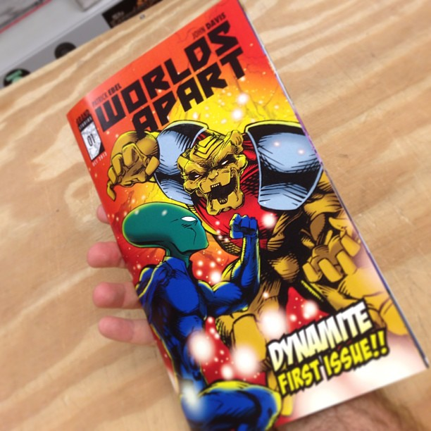 custom comic books