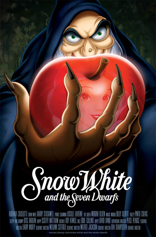 New Snow White Poster