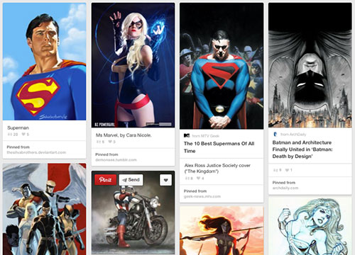 comic book art on Pinterest