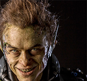 Green Goblin in The Amazing Spider-Man 2