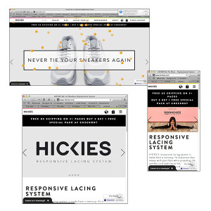 Breaking Down a Conversion Driven Shopify Store – Hickies.com
