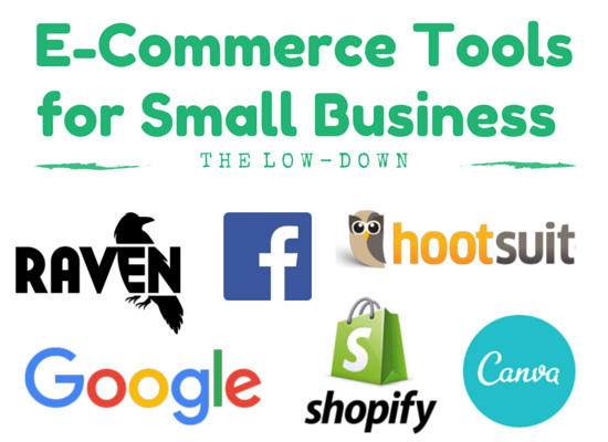 E-commerce tools for e-commerce business owners