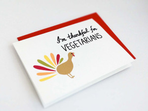 Be Happy With These Funny Thanksgiving Cards