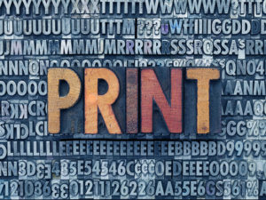 Terms You Might Want to Understand When Printing