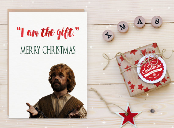 Tyrion Lannister Card