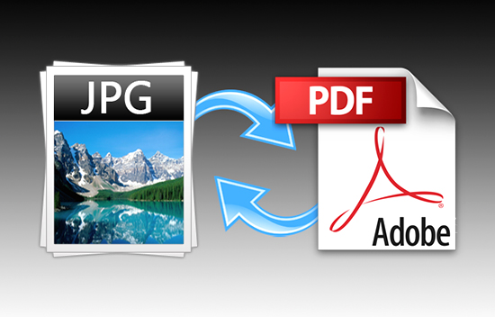 Printing your photographs as PDF or JPG is fine.