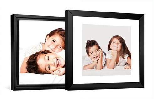 Framed prints of family